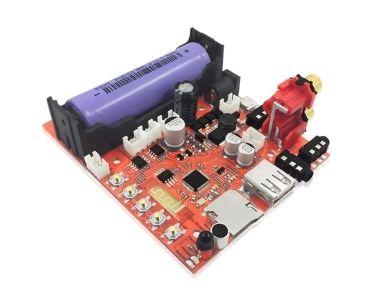 94v0 Substrate Transmitter PCB