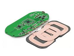 Prototype Coil PCB