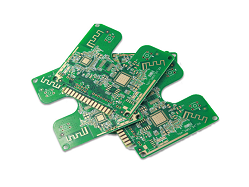 Double-sided Coil PCB