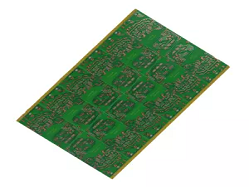 Panel Light Radar PCB