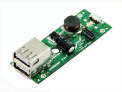 Wireless DMX PCB