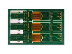 Electronics Radar Rigid-flex PCB