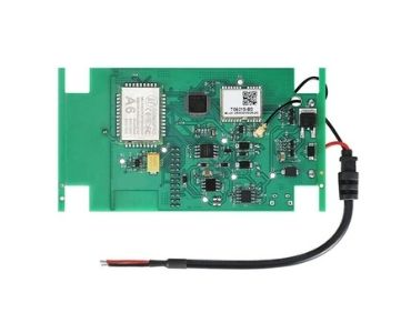 Segway Board Through Hole PCB Assembly