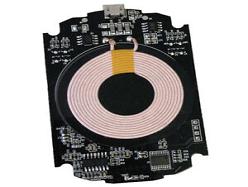 Coil Reciever Module PCB