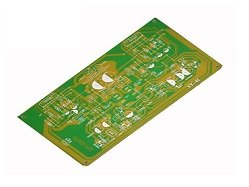 High CTI FR4 Circuit Boards with Conductive Carbon Ink
