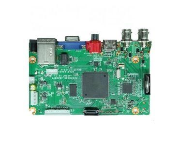 16CH Hybrid DVR PCB