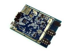 1CH Mini Ahd DVR PCB