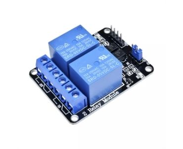 2 Channel Relay PCB