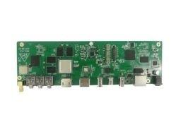 2-Layer Circuit Breaker PCB