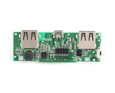 2A Mini Circuit Breaker PCB