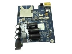 2CH Mini Ahd DVR PCB