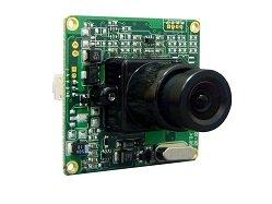 Camera Fixed Lens 3.6mm Lens PCB