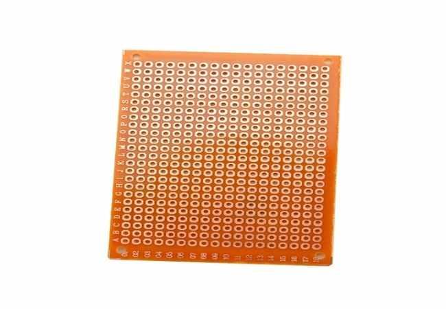 Orange PCB