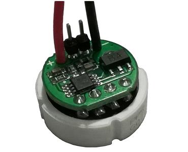 Sensor Mounted PCB