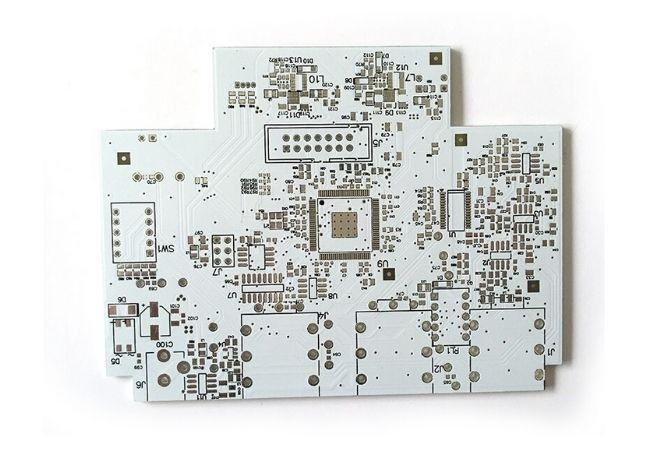 White PCB