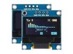 Blue Color OLED PCB