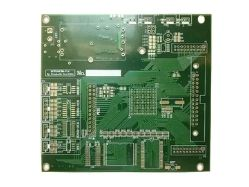 Double-Sided PCB Pitch