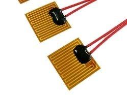 3.7V 5V Kapton Heater for PCB