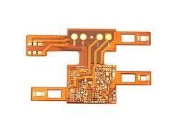 3Mil Kapton Flexible PCB 4 Layer AC500V