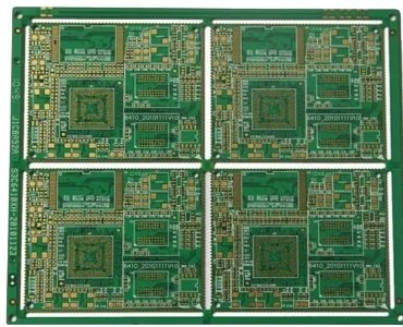 4 Layer Carbon Ink PCB