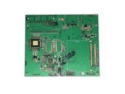 4-Layer Circuit Breaker PCB