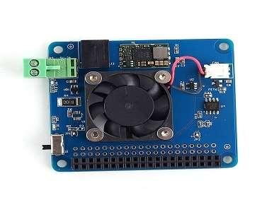 Power Supply Fan Board