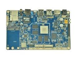Electronic Control OLED PCB