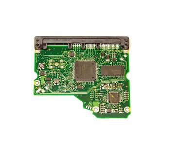 Hard Disk Temperature Control PCB