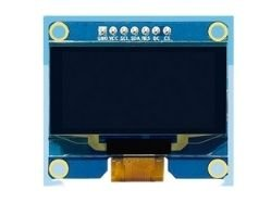 1.54inch Display OLED PCB