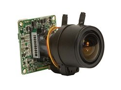 10mm Lens Camera PCB