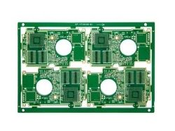 8L Multilayer HDI High TG 180 PCB