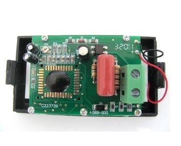 AC Digital Voltmeter PCB