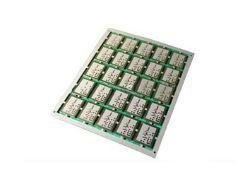 Adhesive Flexible Plate Button PCB