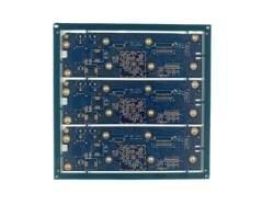 Blue FR4 Prepreg PCB