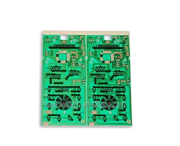 Carbon Ink Immersion Gold PCB