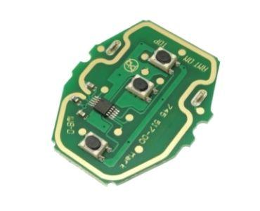 Control Button PCB