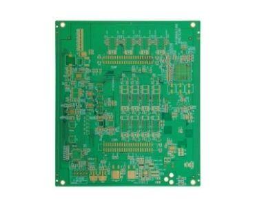 Copper Metal Coating Circuit Breaker PCB