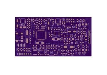 Customized Purple PCB