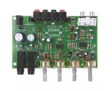 Digital Audio Power Amplifier PCB