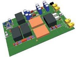Dupont Audio PCB