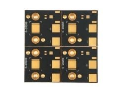 Embedded Copper Coin PCB