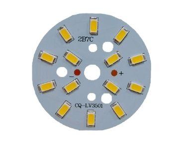 Embedded LED PCB