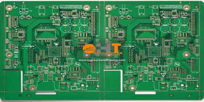 Multilayer ISOLA PCB