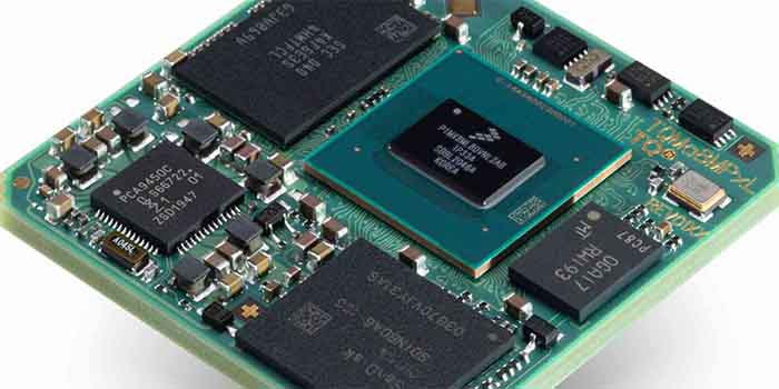 A high technology embedded PCB