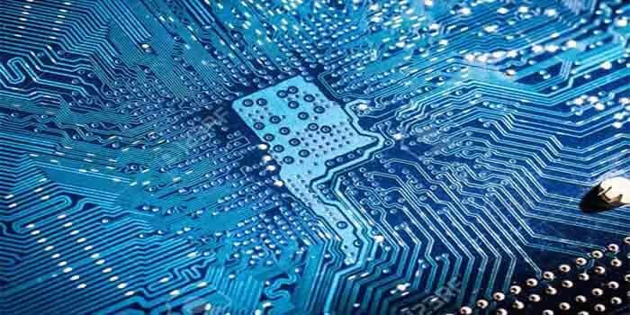 Blue PCB