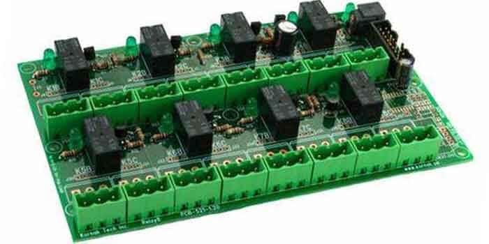 Relay PCB