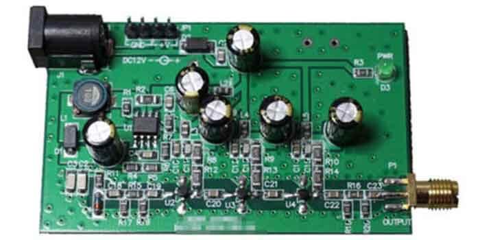 Compressor PCB