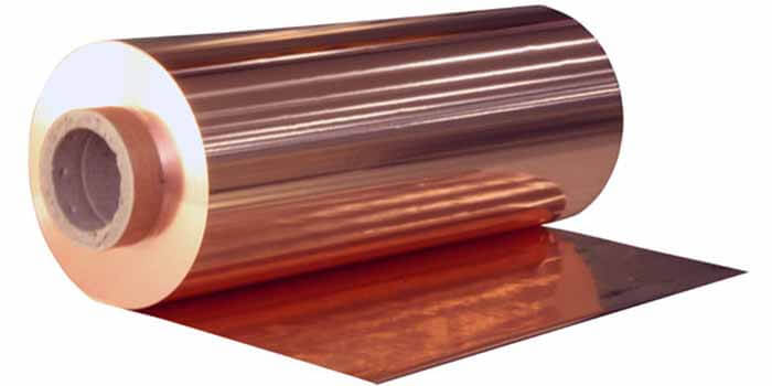 Copper Foil In Arlon PCB