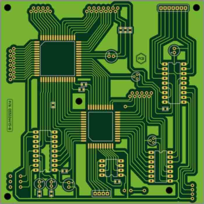 Materials Used in Green PCB