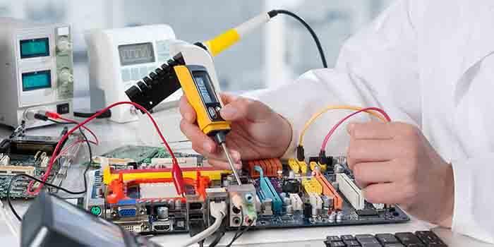 Repairing a motherboard PCB